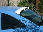Fiat Coupe - Rear Window Spoiler Cada style