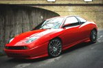 Fiat Coupe Limited Edition Front Bumper
