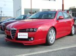Alfa 159 TI look Bodykit