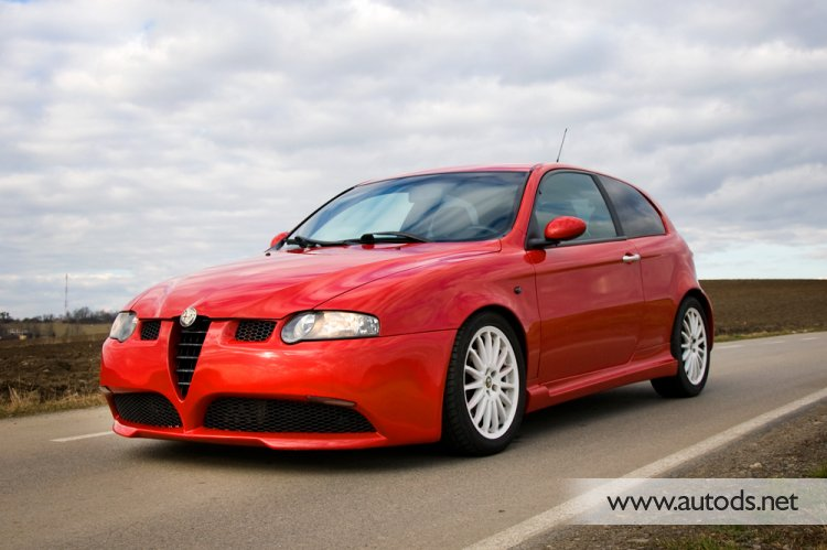 Alfa 147 Prestige Line Bodykit (GTA-look) - Click Image to Close