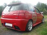Alfa Romeo 145 Side Skirts GTA-look