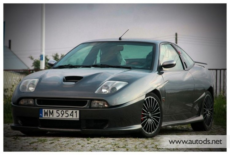 Fiat Coupe Cada Bodykit - Click Image to Close