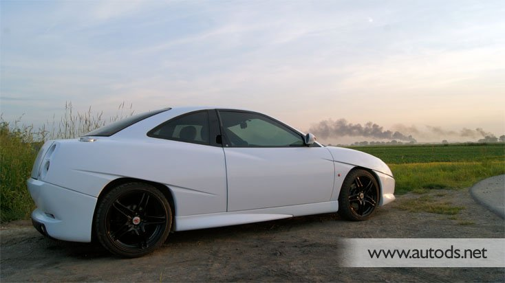 Fiat Coupe AutoDS Team Poland - softwaremonster info